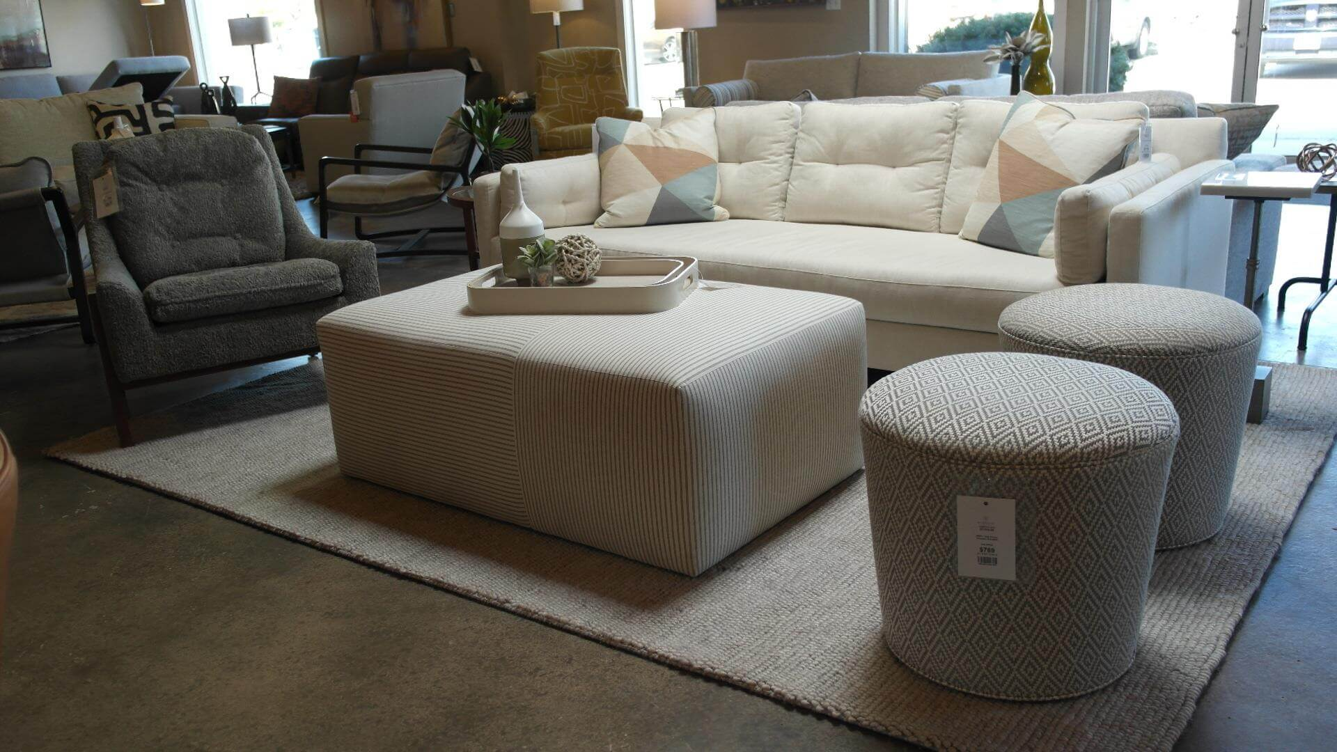 Marly Grand Sofa Group