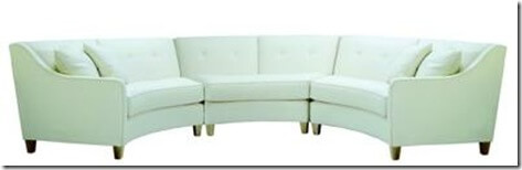 Picture of Tousley sectional.