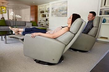 elliot comfort recliner