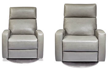 comfort recliner two sizes
