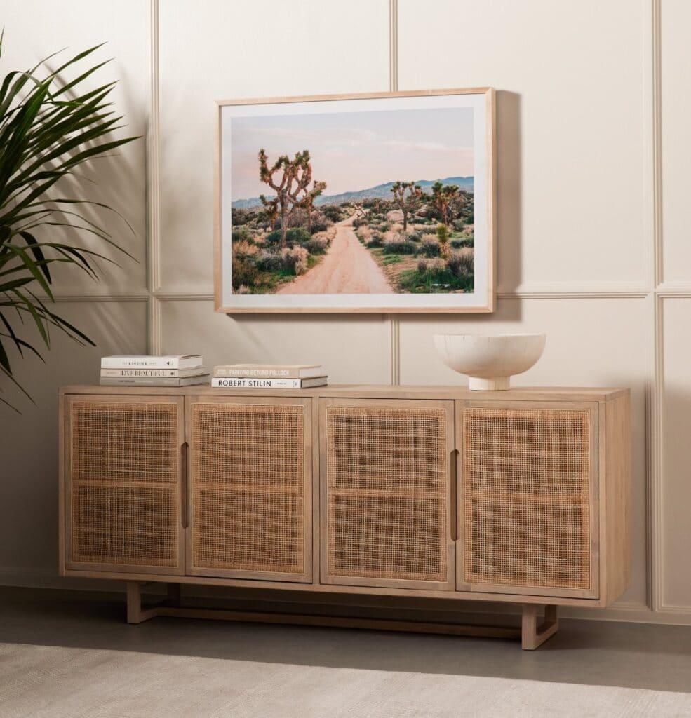 Interior-Design-Trend-Modern-Nomad-Clarita-sideboard