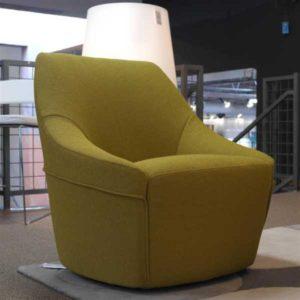 Alma Swivel Chair