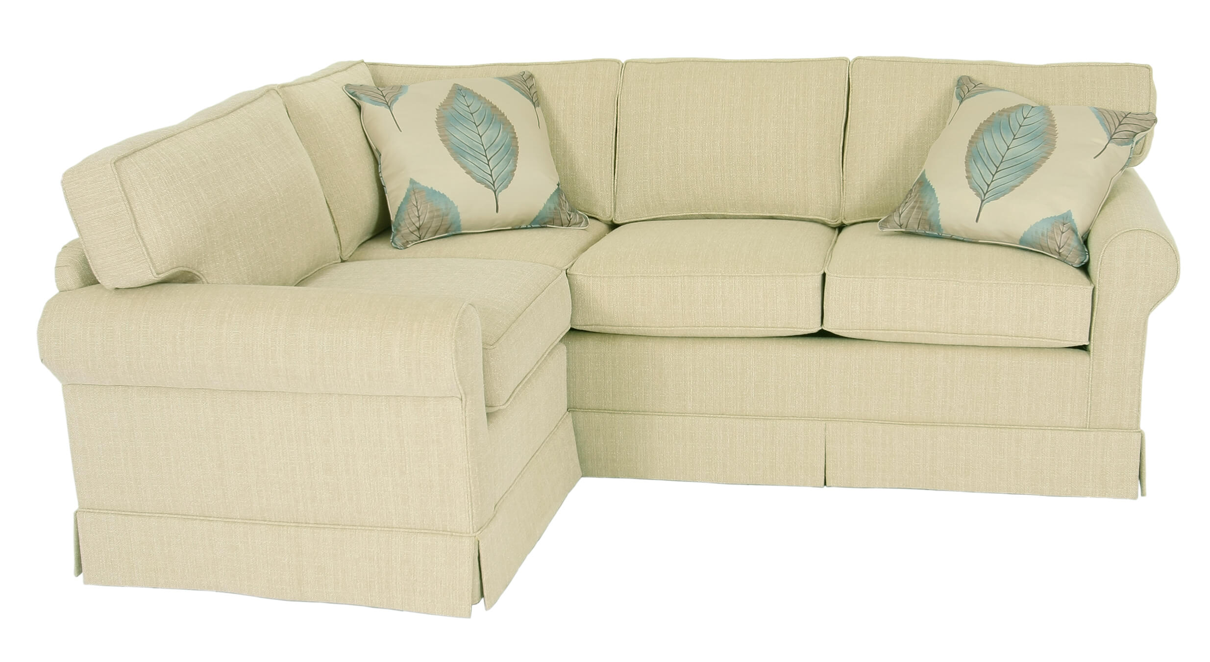 Copley Square sectional_Simple Chic