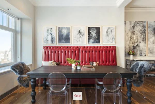 Eclectic Design room
