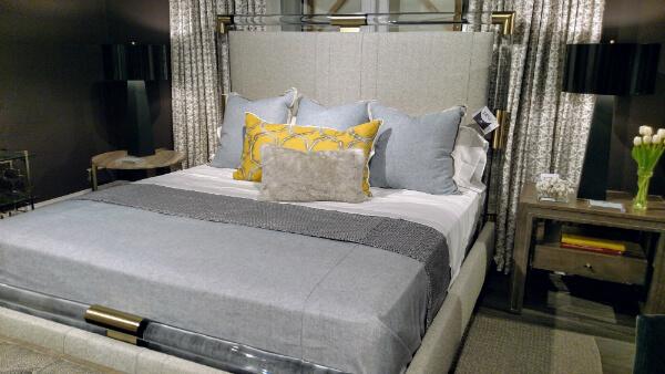 Glamorous Bed