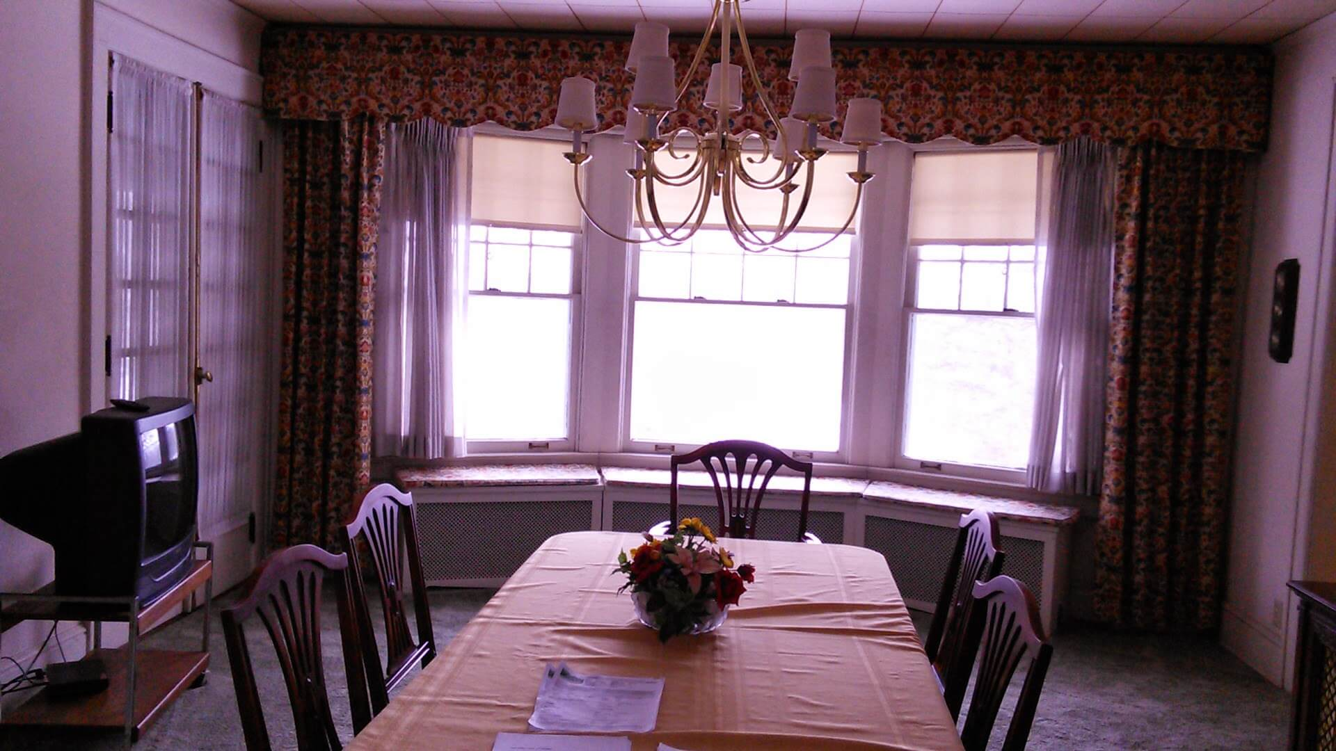 before dining room photo