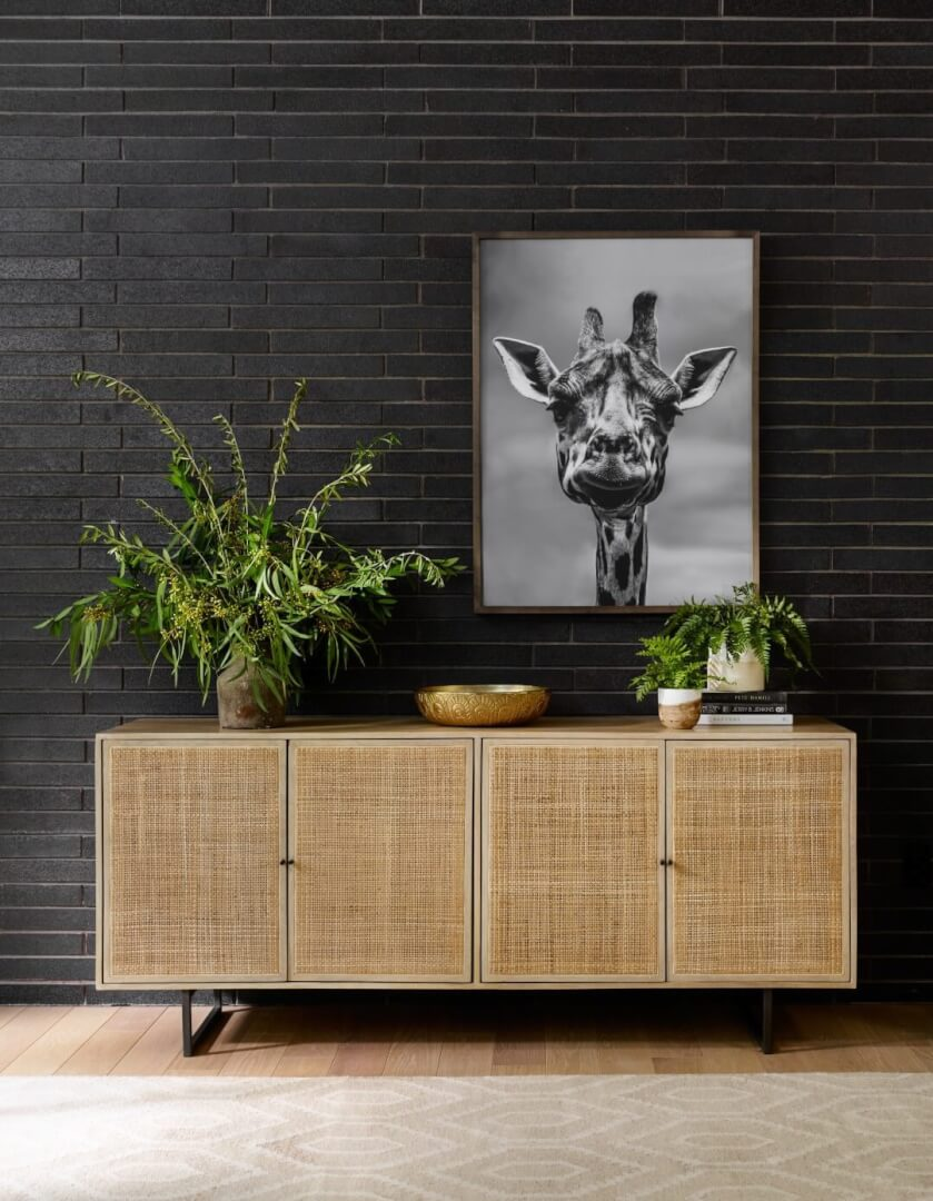 IPRS-002_ Carmel_Sideboard_woven_texture_trend
