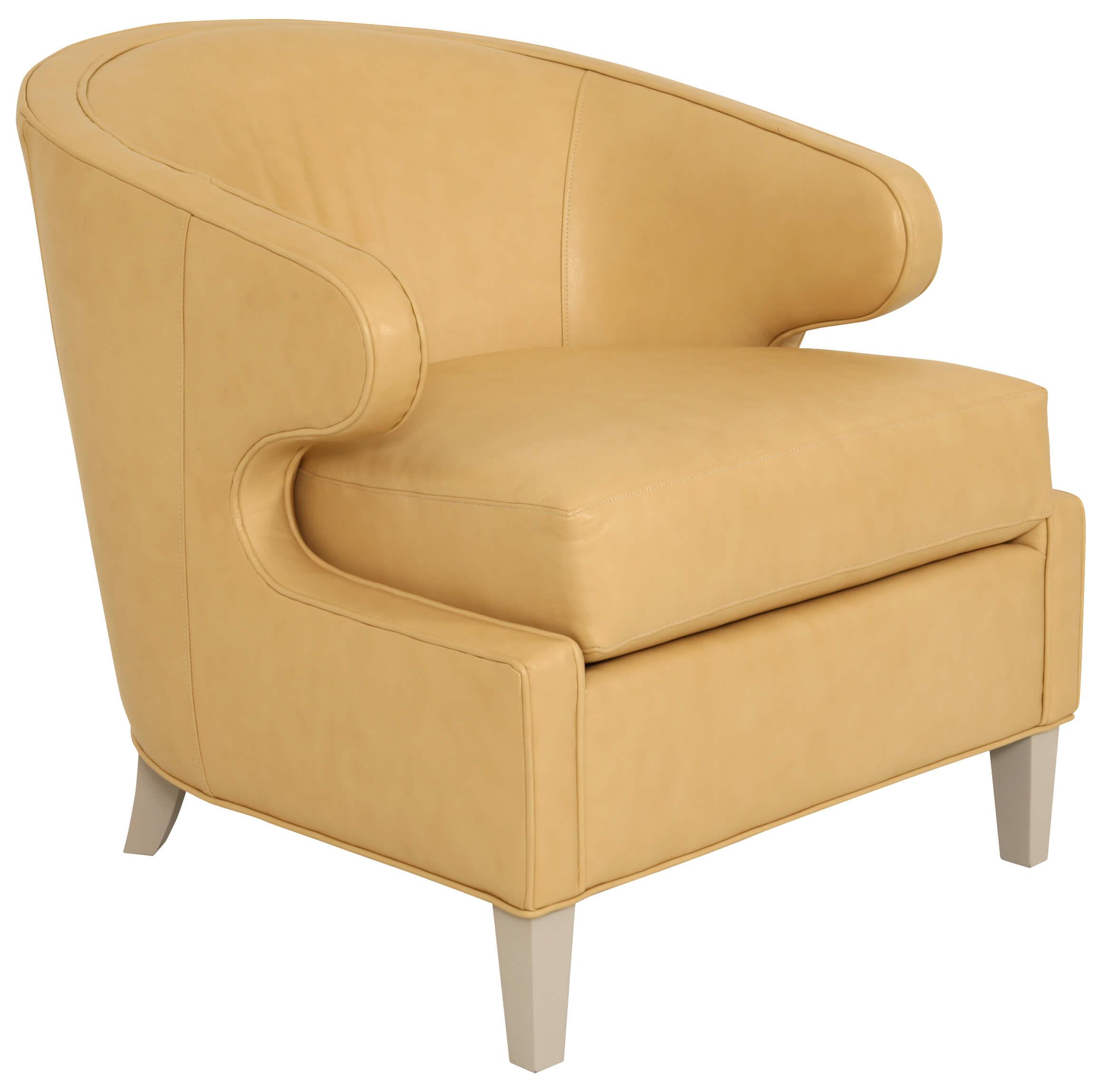 Janette 1235-30 Chair_Modern Luxury