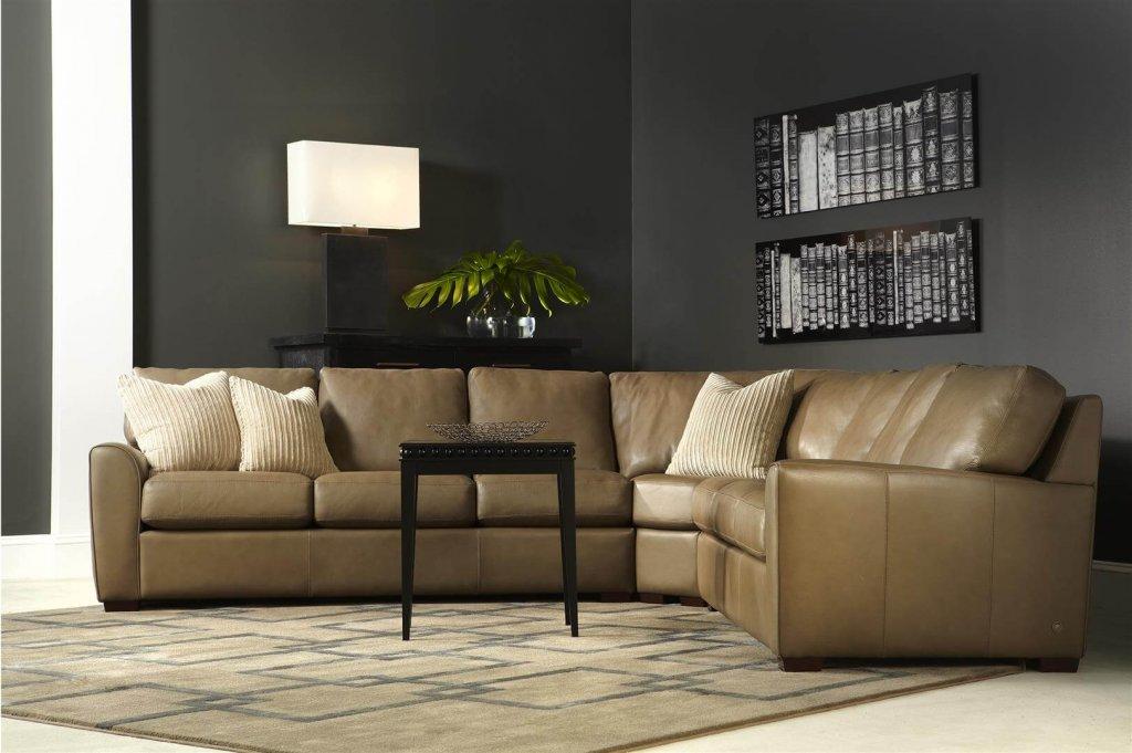 Kaden sectional. Amazing style and comfort.