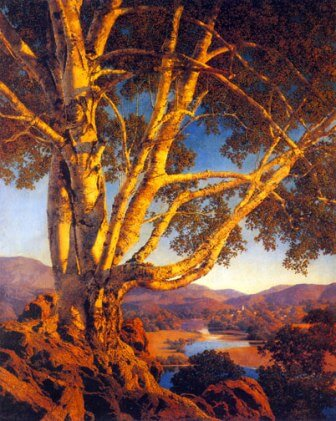 maxfield_parrish_old_white_birch