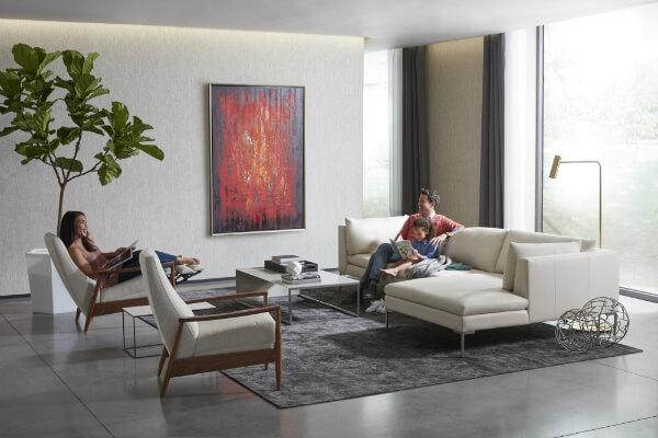 Modern Luxury Sofa