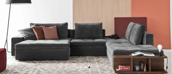 italian design living furniture