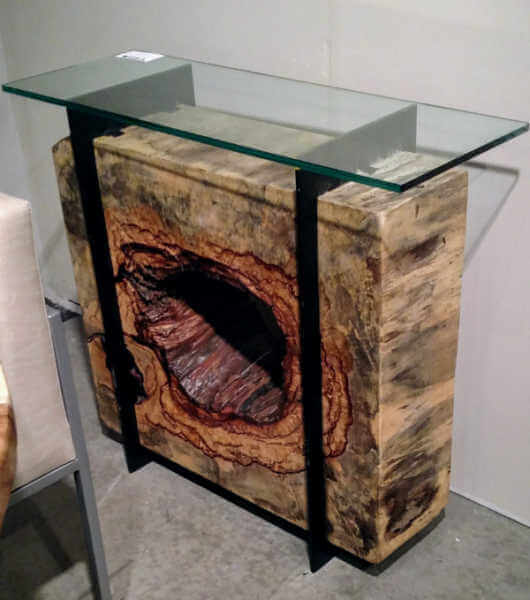 Tree console