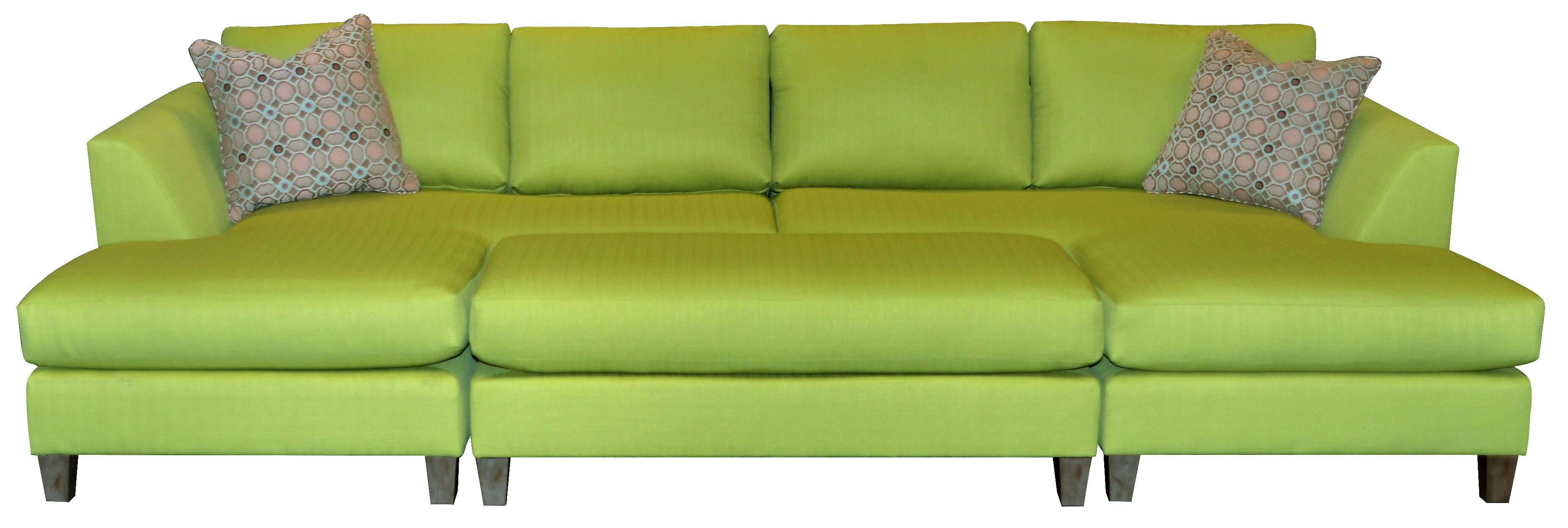 Tribeca 3-piece sectional_Simple Chic