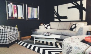 Tribecca sectional at by Design