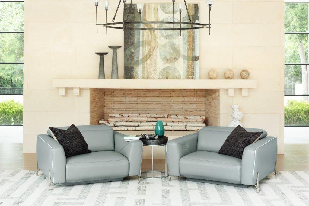 Turin chairs. Innovative power motion furniture. Custom choices.
