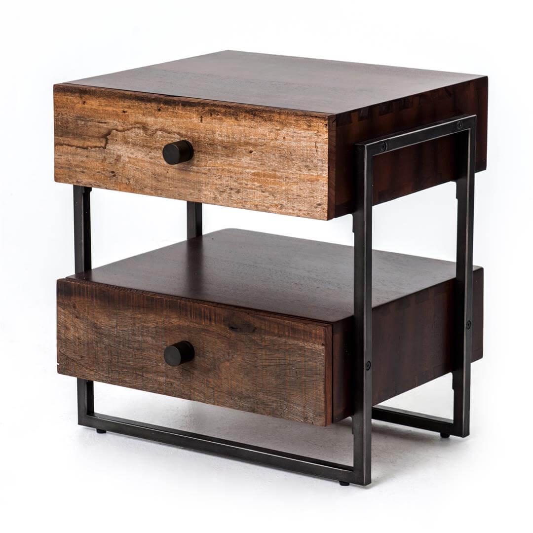 Milo Bedside Table