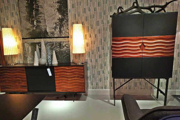 wavy-walnut-and-black-furniture